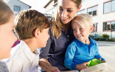 Attraktive Region für Familien mit Kindern