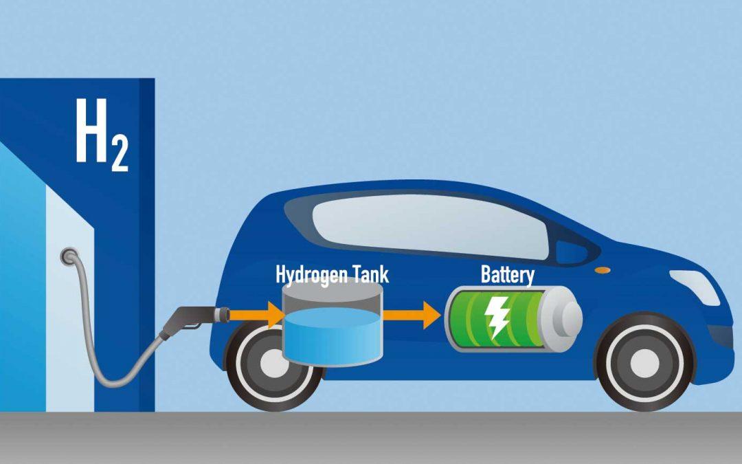 Förderung der Brennstoffzelle