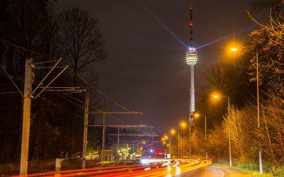 Auswirkungen der Verkehrsreduktion in der Stuttgarter Innenstadt auf das regionale Umland