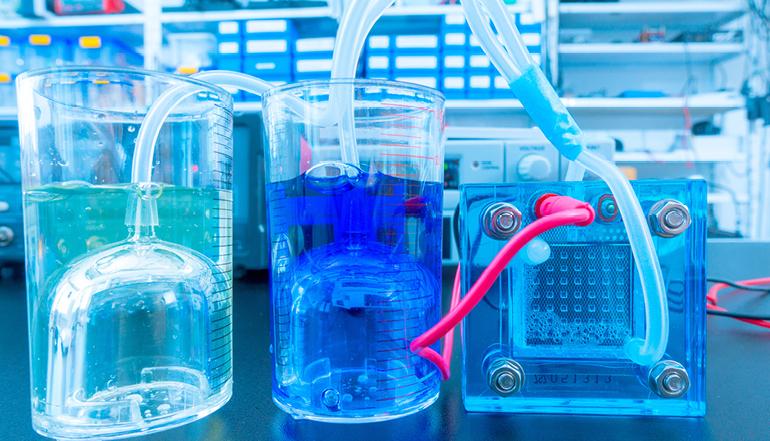 Masterplan Wasserstoff und Brennstoffzelle – Technologieoffene Förderung von Energieträgern