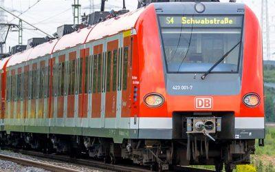 Verhinderung von Graffiti an Fahrzeugen der S-Bahn