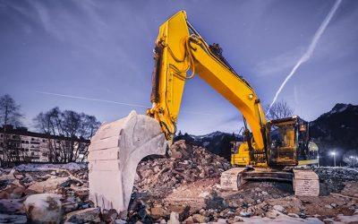 Regionale Rohstoffversorgung sichern und durch Bauschuttrecycling ergänzen