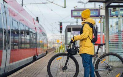 Aufzugskonzept für den Stuttgarter Tiefbahnhof S 21 in Bezug auf die Möglichkeit zur Mitnahme von Fahrrädern