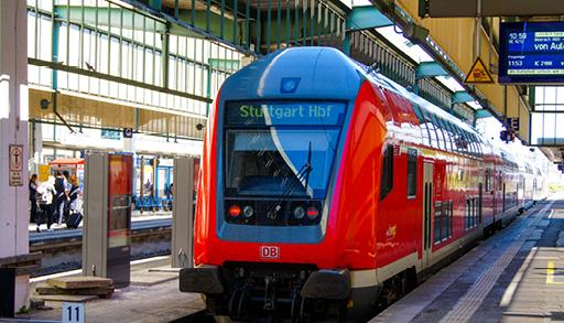 Sanierung der Treppenaufgänge in S-Bahn-Stationen